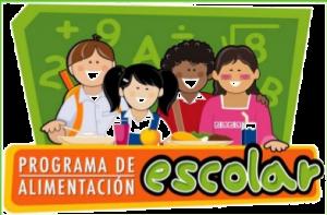 PAE - Programa de Alimentación Escolar